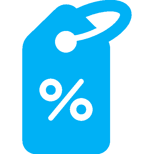 Icon of price setting
